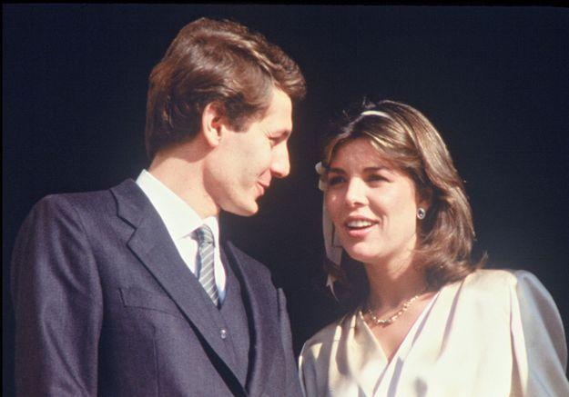 Mariage royal : Caroline de Monaco et Stefano Casiraghi, de la passion au drame