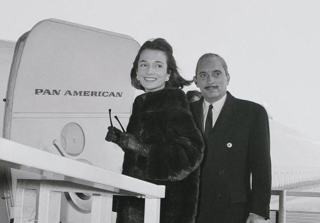 Mariage royal : Caroline Lee Bouvier et le prince Stanislaw Radziwill, dans l'ombre de Jackie et John Kennedy