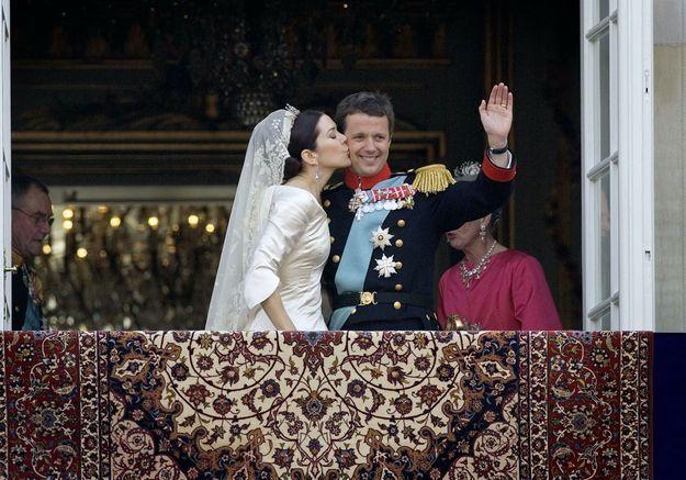 Mariage royal : Frederik de Danemark et Mary Donaldson, l'amour longue distance