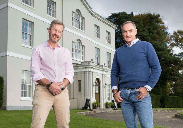 Mariage royal : Ivar Mountbatten et James Coyle, premier mariage gay de la famille royale britannique