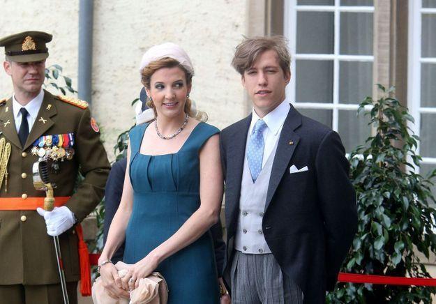 Mariage royal : Louis de Luxembourg et Tessy Antony, les jeunes divorcés du gotha
