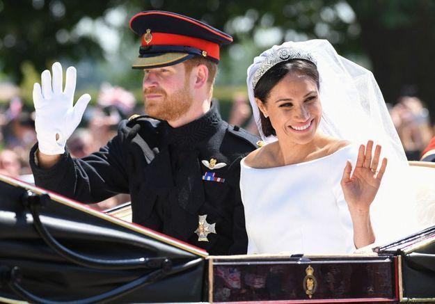 Mariage royal : Meghan et Harry, les rebelles adorés et détestés