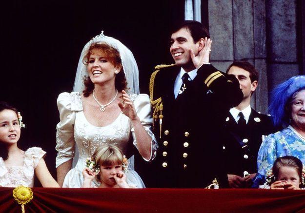 Mariage royal : Sarah Ferguson et le prince Andrew, le couple divorcé le plus heureux