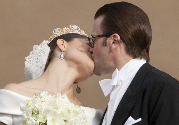 Mariage royal : Victoria de Suède et Daniel Westling, la princesse et son coach