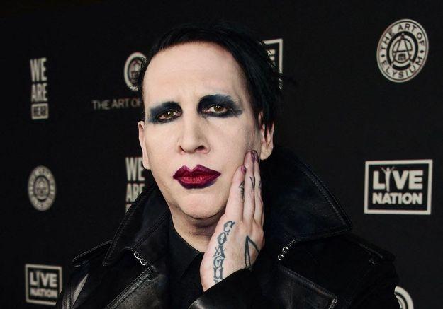 Marilyn Manson se défend après les accusations d'Evan Rachel Wood
