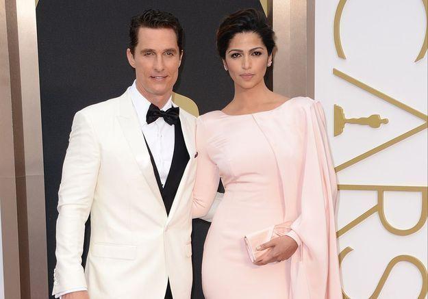Matthew McConaughey et Camila Alves : le nouveau super-couple de Hollywood