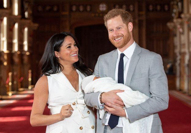 Meghan et Harry portent plainte pour des photos de leur fils prises à leur insu