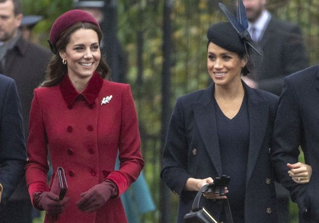 Meghan Markle : elle aurait refusé l'aide de Kate Middleton