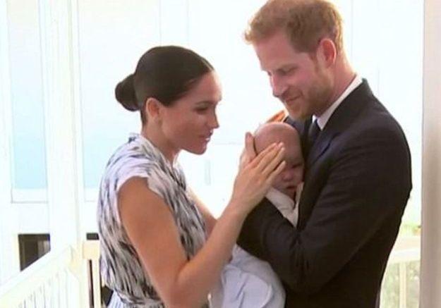 Meghan Markle et Harry : découvrez les nouvelles images de leur fils Archie dans leur intimité