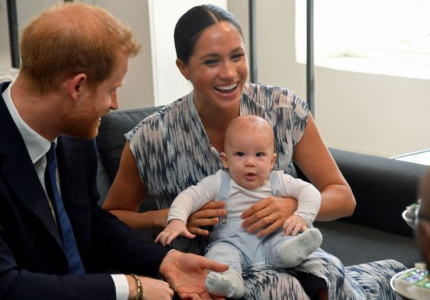 Meghan Markle et Harry : le petit Archie, plus populaire que ses parents sur Instagram