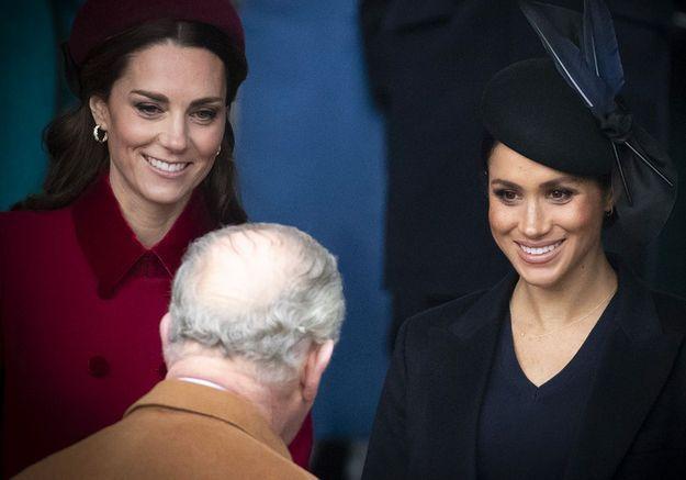 Meghan Markle et Kate Middleton : la guerre des duchesses