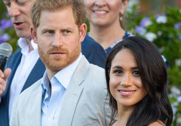 Meghan Markle et le prince Harry : apparition surprise dans une classe de poésie