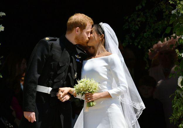 Meghan Markle et le prince Harry : ils dévoilent des images inédites pour leur premier anniversaire de mariage