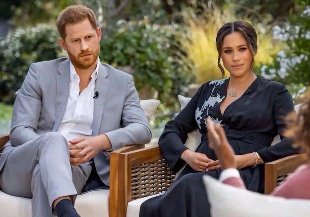 Meghan Markle et le prince Harry : la diffusion de leur interview a failli être annulée