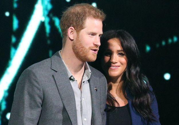 Meghan Markle et le prince Harry ont révélé le sexe de leur futur enfant