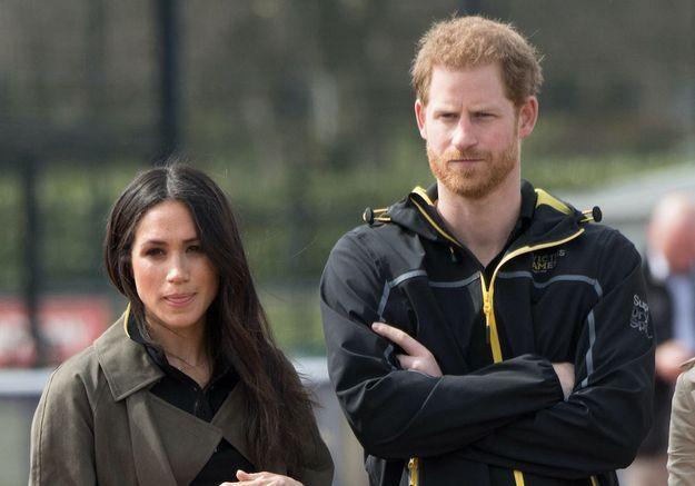Meghan Markle et le prince Harry : pourquoi ils ont appelé la police neuf fois depuis leur déménagement