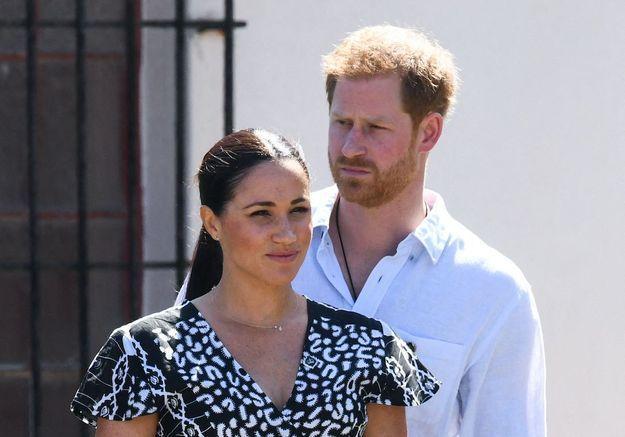 Meghan Markle et le prince Harry viennent en aide à un foyer pour femmes de Dallas