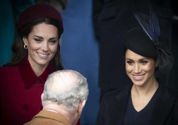Meghan Markle pas la bienvenue à l'anniversaire de Kate Middleton
