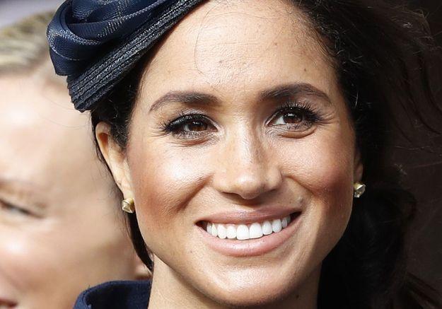 Meghan Markle : son look trop discret déçoit au mariage de la princesse Eugenie