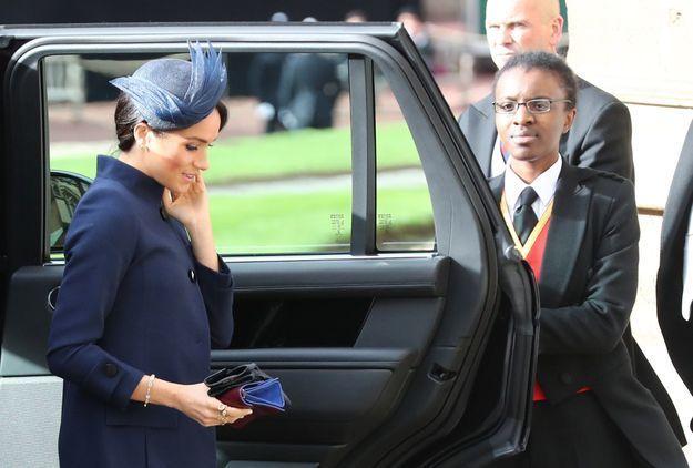 La duchesse Meghan Markle