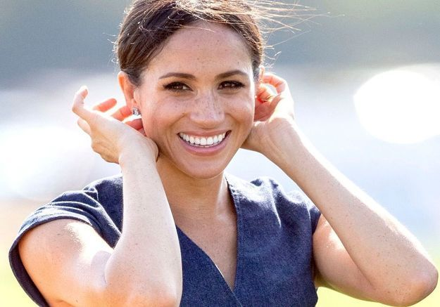 Meghan Markle, une star hollywoodienne à Buckingham