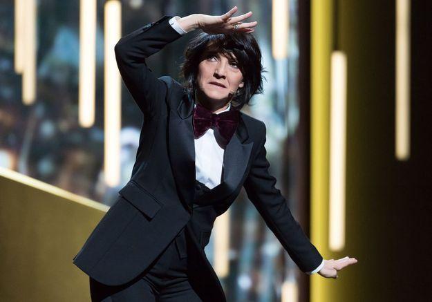 Florence Foresti maîtresse de cérémonie des Oscars