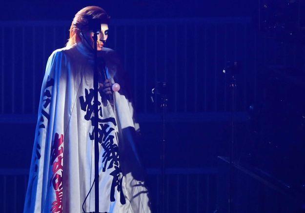 L'hommage de Lady Gaga à David Bowie