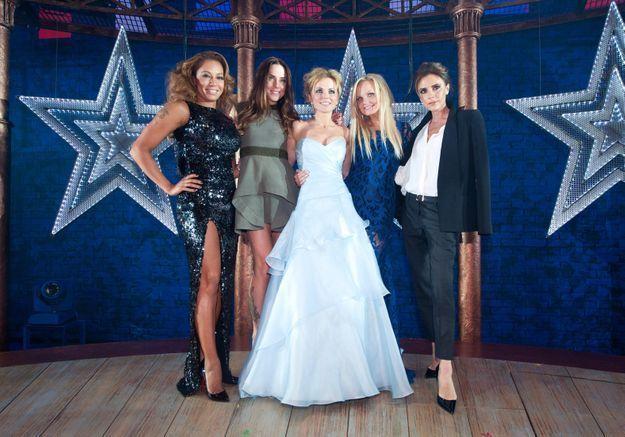 Mel B croit à un retour des Spice Girls en 2014