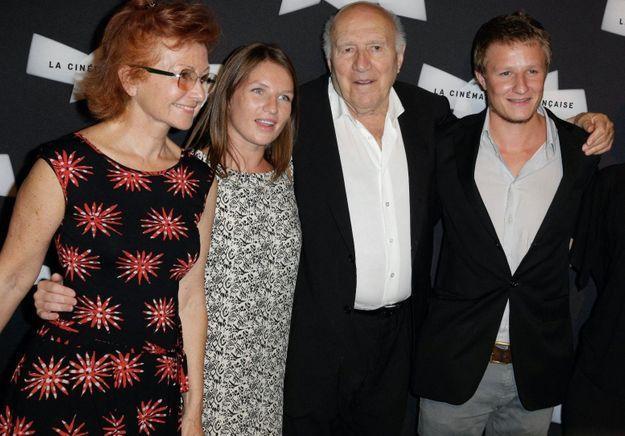 Michel Piccoli : Romy Schneider, Juliette Gréco, Ludivine Clerc, les femmes de sa vie