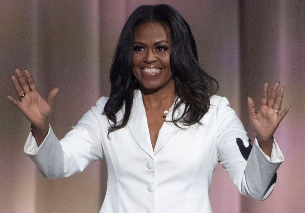 Michelle Obama : l'adorable surprise de Barack Obama lors sa tournée pour son livre « Devenir »