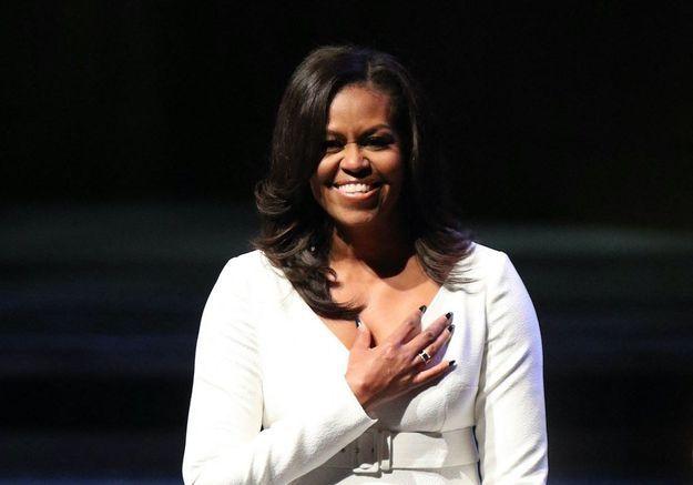 Michelle Obama s'exprime à propos de l'interview de Meghan Markle et des accusations de racisme