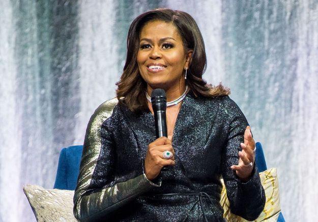 Michelle Obama se confie sur les raisons de sa « légère dépression »