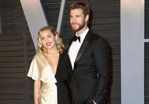 Miley Cyrus et Liam Hemsworth enfin mariés ? La photo qui sème le doute