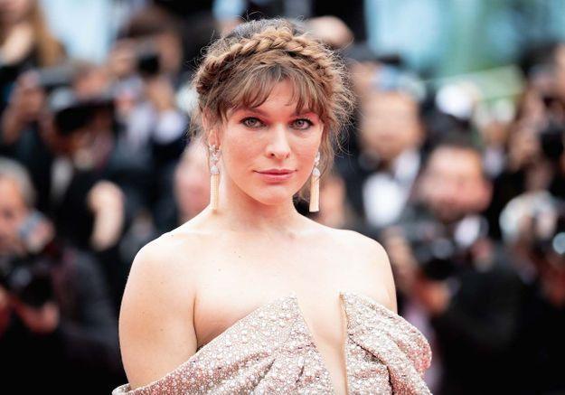 Milla Jovovich maman : elle a accouché de son troisième enfant