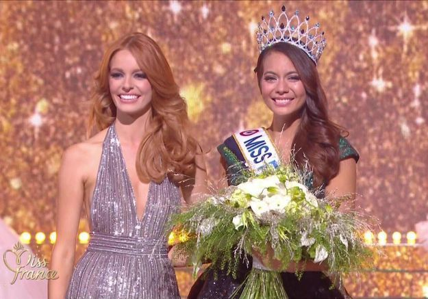 Miss France 2019 : qui est Vaimalama Chaves alias Miss Tahiti ?