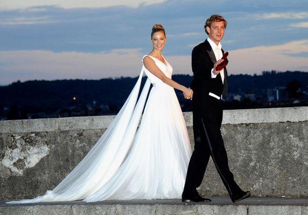 Monaco : Pierre Casiraghi a épousé Beatrice Borromeo en Italie