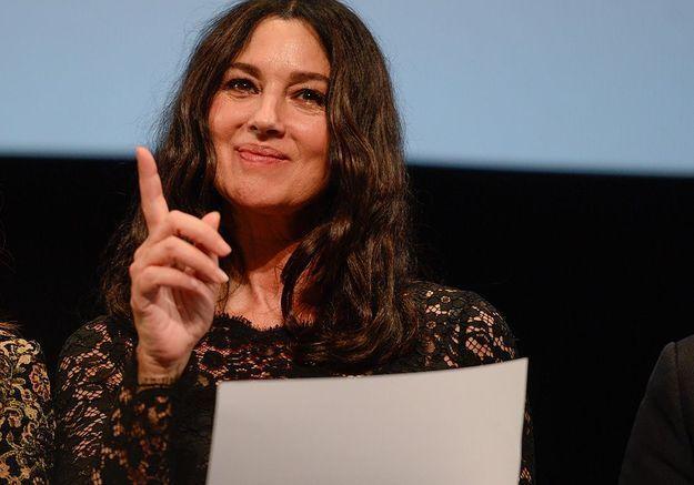 Monica Bellucci amoureuse : « A 54 ans, je vis un moment magnifique de mon existence »