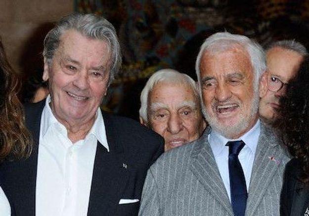 Mort de Jean-Paul Belmondo : pourquoi Alain Delon n'était pas présent aux Invalides ?