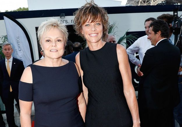 Muriel Robin : comment sa compagne Anne Le Nen l'a sauvée de la dépression