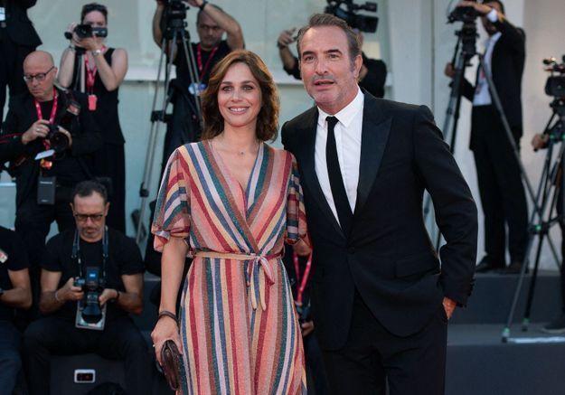 Nathalie Péchalat attend son deuxième enfant avec Jean Dujardin