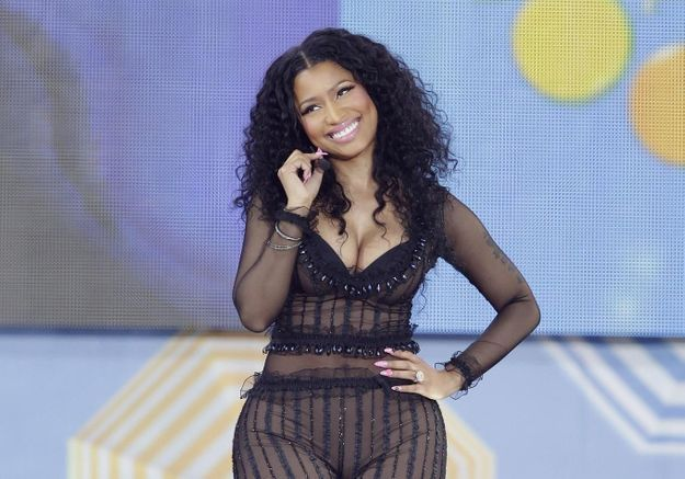 Nicki Minaj est-elle enceinte de son premier enfant ?