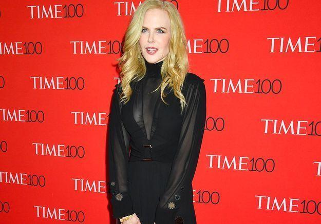 Nicole Kidman, J Lo… Les 100 personnalités les plus influentes réunies sur tapis rouge