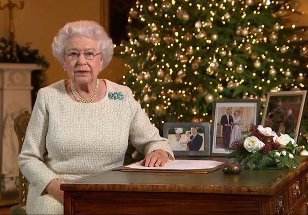 Noël : la reine Elizabeth II évoque la princesse Charlotte et « l'espérance »