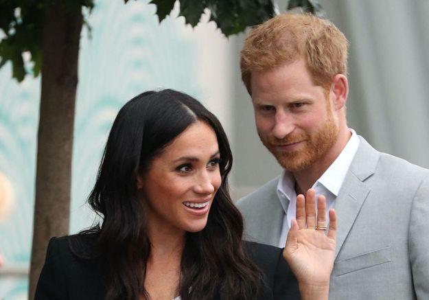 Non, la famille royale n'a pas coupé les vivres de Meghan et Harry après le « Megxit »