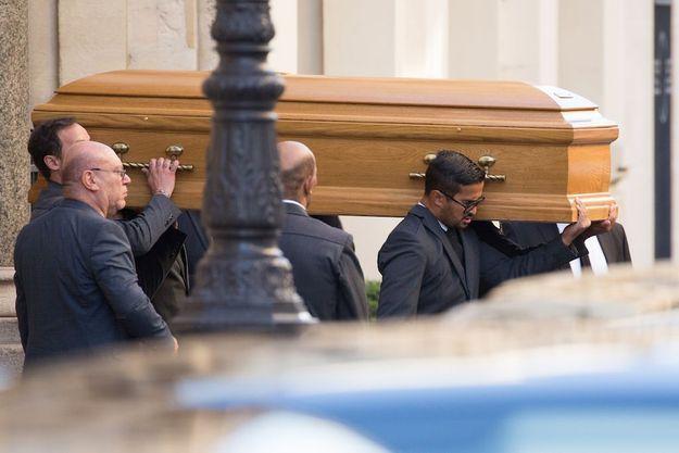 Les obsèques de Charles Aznavour à la cathédrale arménienne Saint Jean Baptiste