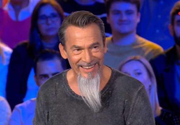 ONPC : Le bouc de Florent Pagny moqué sur Twitter