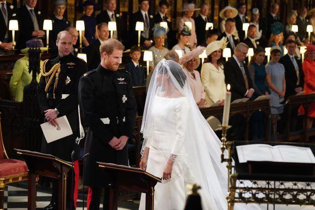 Meghan Markle et le prince Harry échangeaient des regards très complices