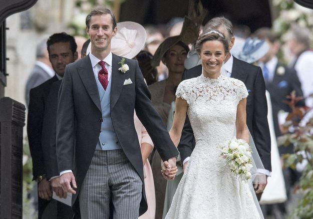 Pippa Middleton enceinte de son deuxième enfant