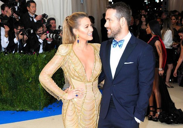 Blake Lively et Ryan Reynolds