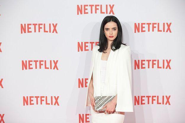 Parce qu'elle a rejoint l'écurie Netflix
